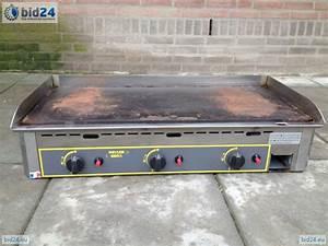 Bid24 - Gas grill plate Roller Grill