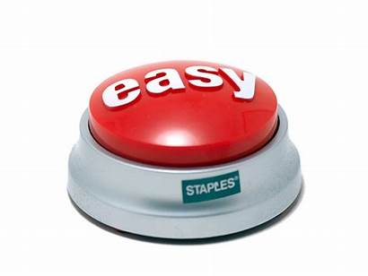 Button Easy Buttons Office Links Depot Staples