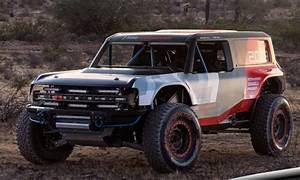 Ford Bronco R Concept: il prototipo da corsa - QN Motori