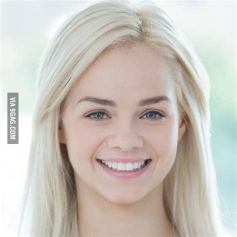 Elsa Jean The Cutest Pornstar Gag