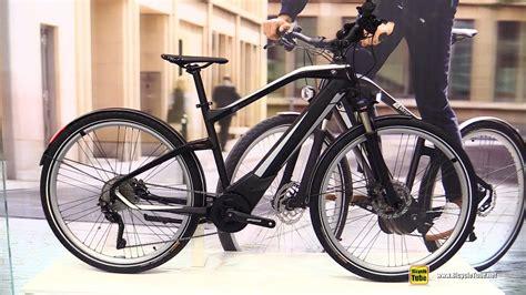 bmw e bike 2017 2018 bmw activ hybrid e bike walkaround 2017 eurobike