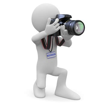 13237 photographer taking a picture clipart ser fot 243 grafo profesional joan vendrell