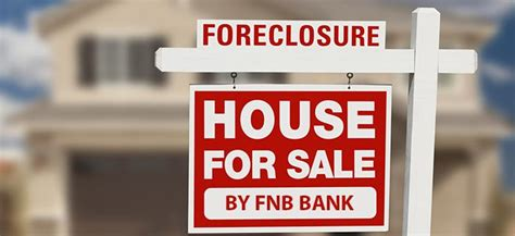 Top Bank Links To FNB Repossessed Houses