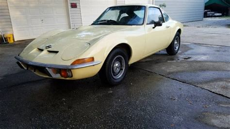 Opel Gt Craigslist by Half Of What You Need 1973 Opel Gt
