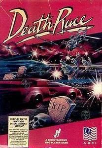 James Design Death Race 1990 Video Game Wikipedia