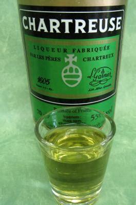 chartreuse en cuisine chartreuse liqueur fiche chartreuse liqueur et