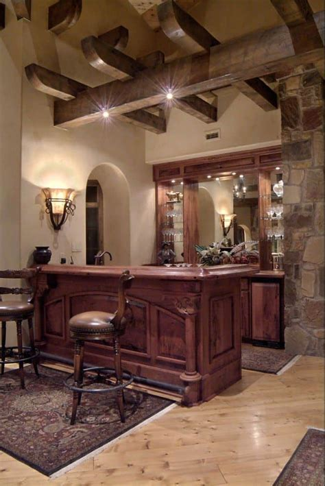 Unique Home Bars by 52 Splendid Home Bar Ideas To Match Your Entertaining