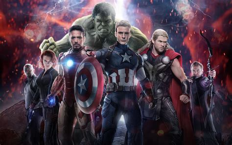 Avengers Age Of Ultron Movie 4k Wallpaper  Hd Wallpapers