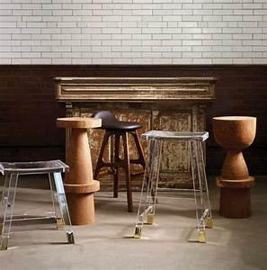 Chaise Bar Cuisine : chaise plan de travail design pour bar et lot de cuisine ~ Teatrodelosmanantiales.com Idées de Décoration