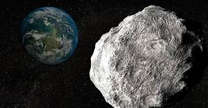 Asteroid 2017 YZ4 will have 'near miss' with planet Earth ...