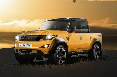 Land Rover Defender 2019  Professional Pickup & 4x4 Magazine