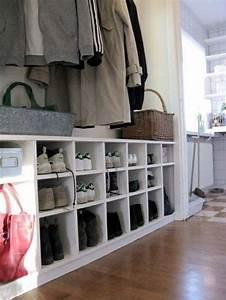 Ideen Mit Ikea Möbeln : die besten 25 ikea garderoben ideen ideen auf pinterest ~ Lizthompson.info Haus und Dekorationen