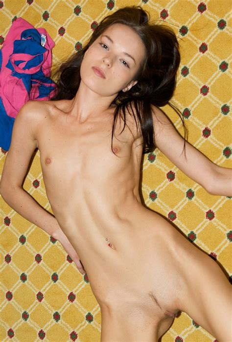 In Gallery Skinny Teen Stunner With Tight Pussy Strips Naked Picture Uploaded By