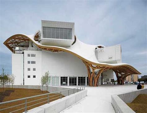 modern museum in modern museum of centre pompidou metz
