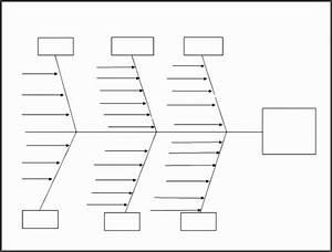 4  Fishbone Diagram Templates