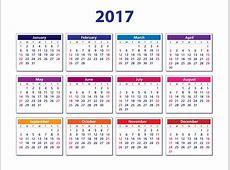 Kalendar 2017 2019 2018 Calendar Printable with holidays