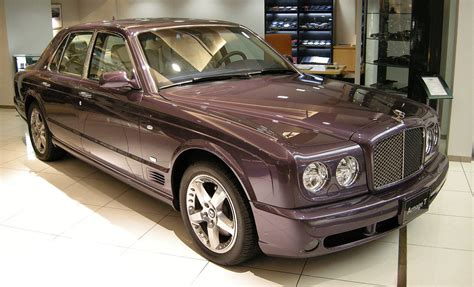 Used 2007 Bentley Arnage Stock P3032a