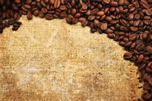coffee, coffee beans leaf old paper, download photo ...