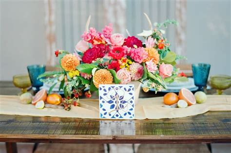 Mexican Inspired Wedding in Wine Country Love & Lavender