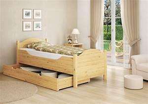 Seniorenbett 120x200 Elektrisch : seniorenbett extra hoch bettkasten 100x200 kiefer real ~ Orissabook.com Haus und Dekorationen