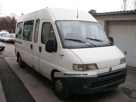 fiat ducato 2 8 jtd fiat ducato 2 8 jtd 15 seats minibus air 2001 clubbus
