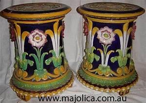 Seat Sarreguemines : 1000 images about antique majolica pottery on pinterest ~ Gottalentnigeria.com Avis de Voitures
