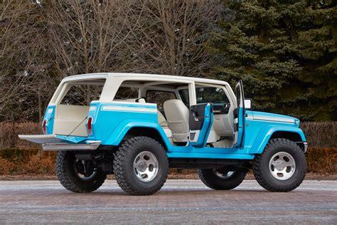 jeep classic retro classic jeep concept 4x4 cars