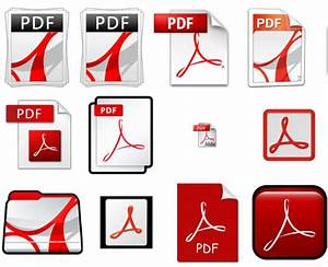 What Icon For Pdf Files