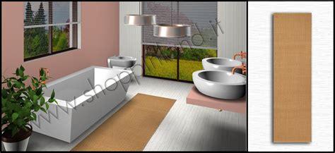 tappeti a righe tappeti shaggy rinnova il tuo bagno con gli originali