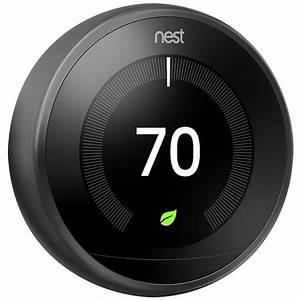 3 Heat    2 Cool Programmable Nest Learning Thermostat 3rd