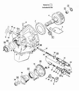 Case Forward  U0026 Reverse Power Shuttle Transmission