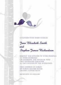 love birds invitation i wedding invitation templates With free printable love bird wedding invitations