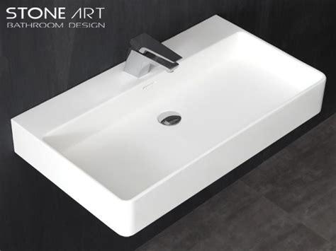 Mineralguss Waschbecken Pflege Wohndesign
