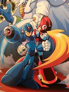 Megaman X & Zero   Gaming   Pinterest   Mega man, Gaming ...