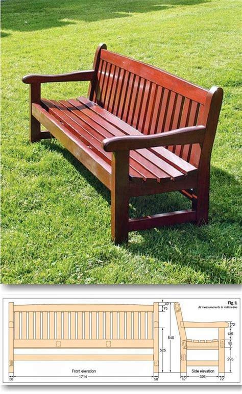 arts  crafts style shelves   garden bench plans