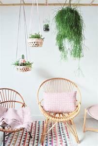 objets design et deco tendance 50 idees a decouvrir With affiche chambre bébé avec pot de fleur design interieur