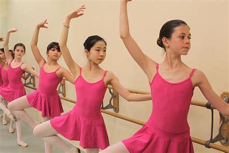 intermediate ballet classes  children teens
