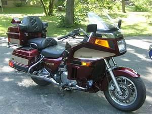 2001 Kawasaki Voyager Xii