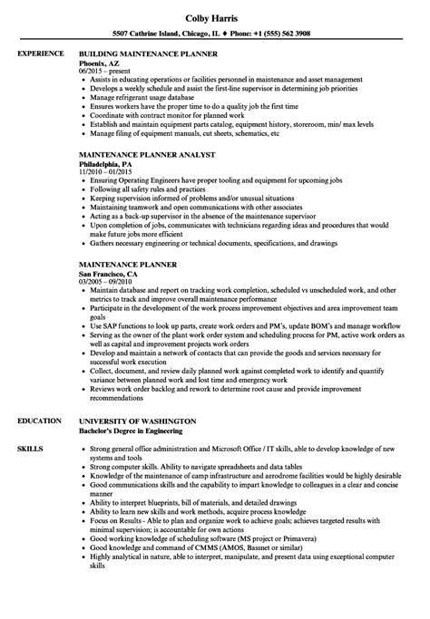 resume maintenance enom warb co