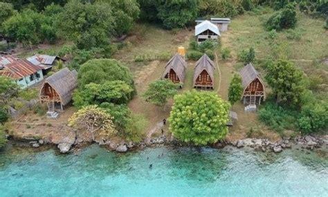 gambar pulau alor ntt jalan menuju wisata biaya hotel