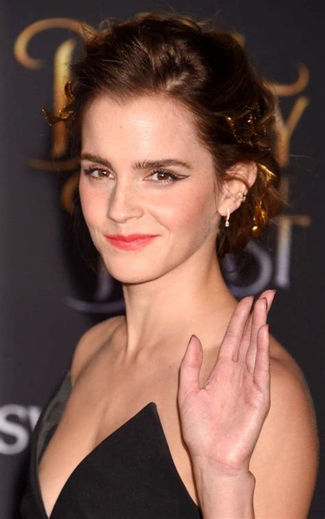 Emma Watson Loves But What Fur Oil Worth