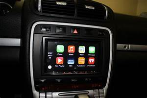 Porsche Cayenne Navigation Upgrade