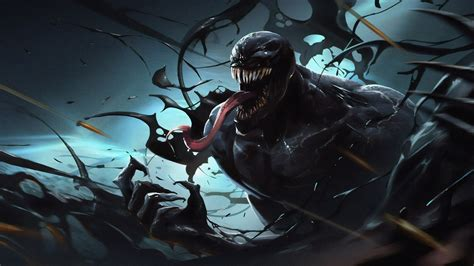 venom artwork  wallpapers hd wallpapers id