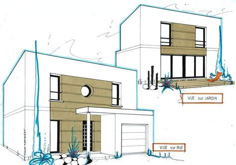 plan de maison moderne cubique 28 images plan maison cubique 120 m 178 avec 4 chambres