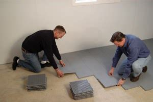 unfinished thermaldry basement floor matting waterproof basement floor matting basement subfloor systems