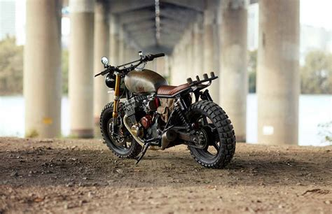 Daryl Dixon And His Zombie Apocalypse Custom Bike