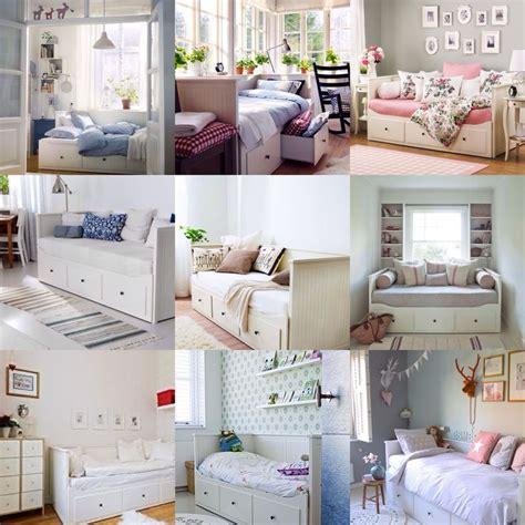 ikea hemnes bed inspirations habitaciones pequenas