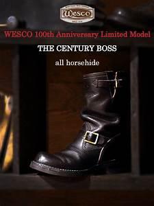 WESCO 100th Anniversary Limited Model CENTURY BOSS