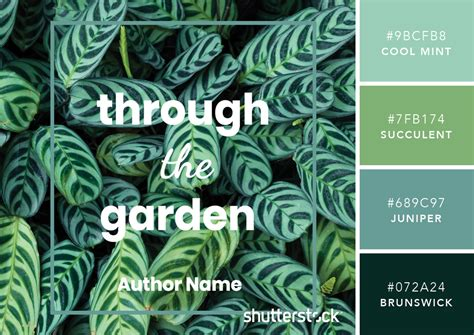 Palette Fresh Emerald Green by 101 Color Combinations To Inspire Your Next Design