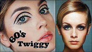 Twiggy Makeup History  Wajimakeupco